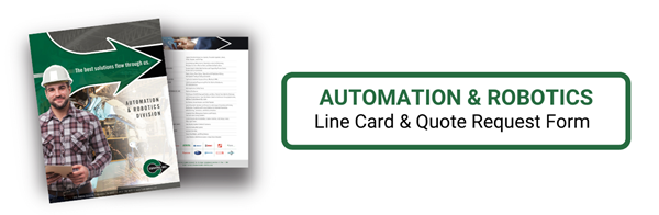 Automation & Robotics Line Card Request Button