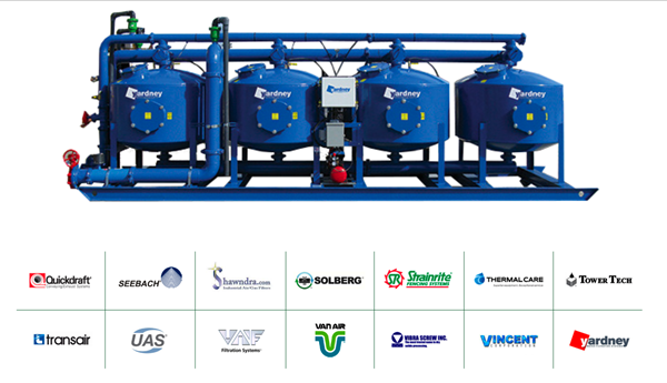 Filtration and Process Systems | Centro